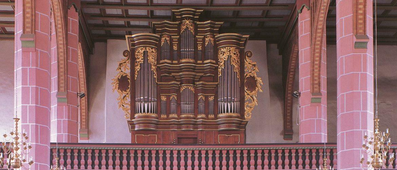 Neustadt (Orla) Stadtkirche St. Johannis, Fincke-Orgel