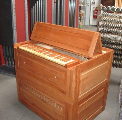 移动式管风琴