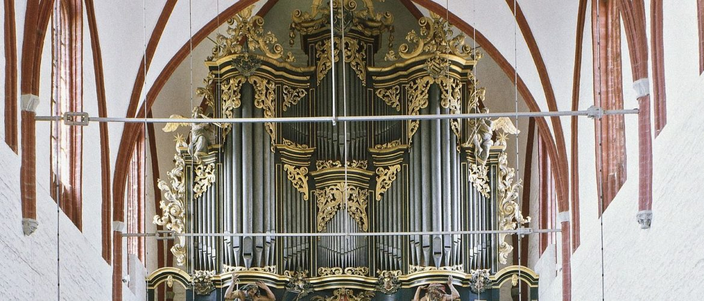 Brandenburg Dom, Wagner-Orgel