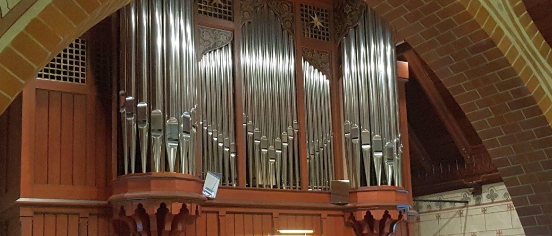Neue Schuke-Orgel in der Potsdamer Pfingstkirche feierlich eingeweiht