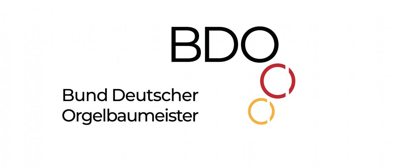 Michael Schuke in den Beirat des Bundes Deutscher Orgelbaumeister (BDO) gewählt